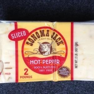 SONOMA ホットペッパー ジャック チーズ