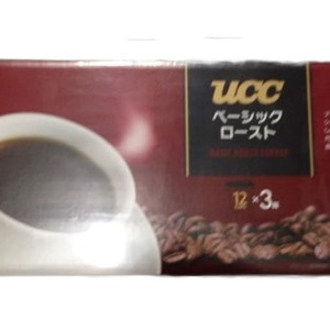 UCC Kカップコーヒー ベーシックロースト