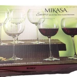 MIKASA ワイングラスセット