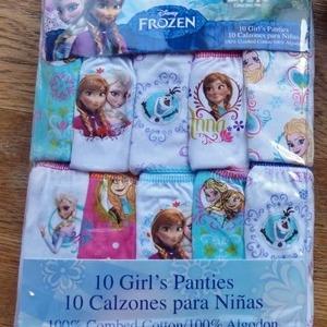 Disney ディズニー ガールズショーツ 10枚セット