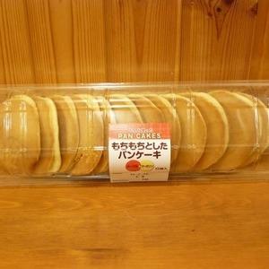ヤマザキ もちもちとしたパンケーキ