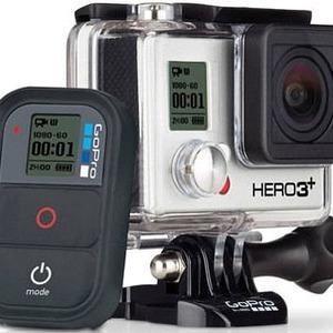 GoPro HERO3+ Black Edition ブラックエディション CHDHX-302