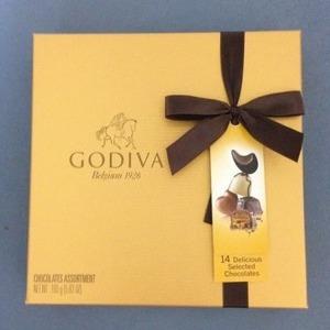 ゴディバ(GODIVA) ゴールド アソート