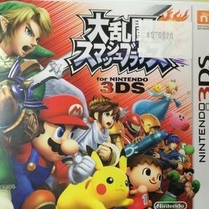 大乱闘スマッシュ  for NINTENDO 3DS