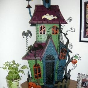 ハロウィン METAL GHOST HOUSE