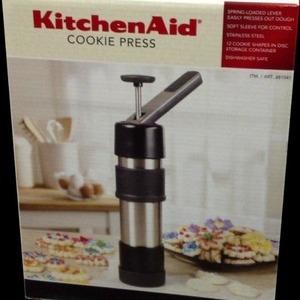 キッチンエイド(Kitchen Aid) クッキープレス COOKIE PRESS