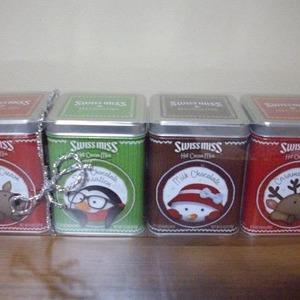 スイスミス ココア ギフトパック(4缶)