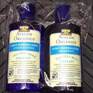 Avalon Organics アバロンオーガニクス