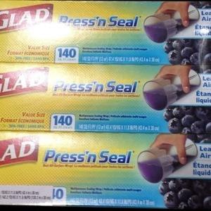 GLAD PRESS'N SEAL グラッド プレスンシール