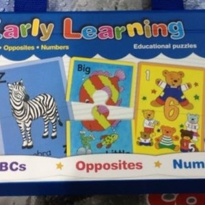 Early Learning 教育パズル