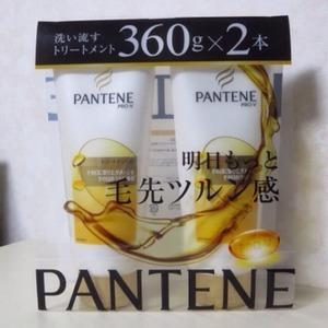 P&G PANTENE パンテーンPRO-V エクストラダメージケア トリートメントEX 360g×2本