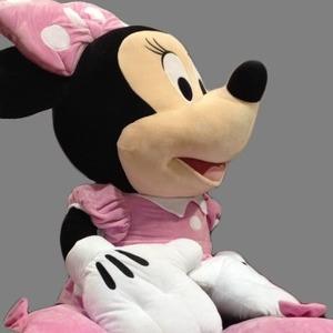 ディズニー ミッキー/ミニー ぬいぐるみ