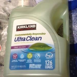 カークランド エコフレンドリー 液体洗濯洗剤