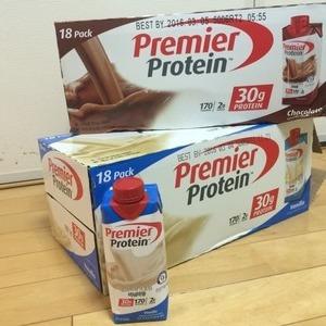 Premier Protein プレミアプロテインシェイク
