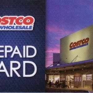 コストコ プリペイドカード