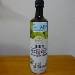 CJ プチジェル美酢(ミチョ) マスカット味