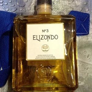aceites elizondo no.3 エキストラバージンオリーブオイル