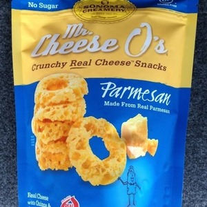 Sonoma Creamery Mr.Cheese O's Parmesan ミスター チーズ オーズ パルメザンチーズ