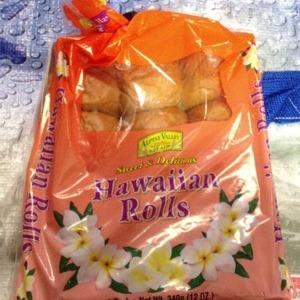 ALPINE VALLEY BREAD ハワイアンロール (hawaiian rolls)