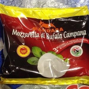 CASTELLI  水牛の モッツァレラチーズ DOP
