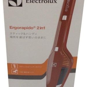 Electrolux エレクトロラックス スティッククリーナー エルゴラピード