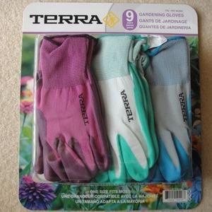 TERRA レディース ガーデン手袋