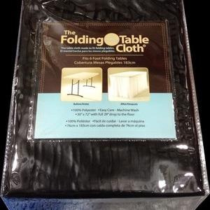ボックス型テーブルクロス The Folding Table Cloth
