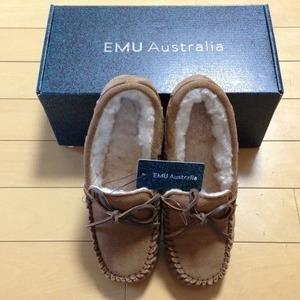 EMU エミュ  AMITY  モカシン