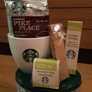 スターバックス ホリデーギフト Starbucks Holiday Gift
