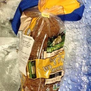 ALPINE VALLEY BREAD オーガニック 発芽小麦パン フラックスシード