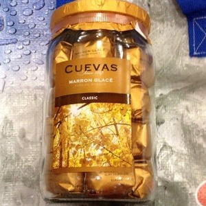 クエバス マロングラッセ CUEVAS Marron glacé classic