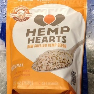 Manitoba Harvest Hemp Foods HEMP HEARTS ヘンプシード
