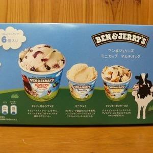 BEN&JERRY'S ベン&ジェリーズ ミニカップ アイス マルチパック