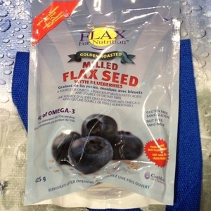 FLAX For Nutrition GOLDEN ROASTED ブルーベリー ローストフラックス シードミックス