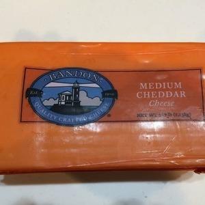 バンドン レッドチェダーチーズ BANDON MEDIUM CHEDDAR Cheese