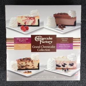 チーズケーキファクトリー グランド チーズケーキ コレクション