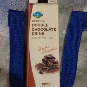 ATHENA プレミアム ダブルチョコレート ドリンク