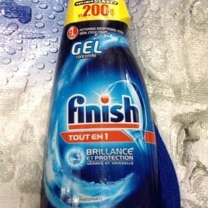 フィニッシュ ジェル 食器洗浄機用液体洗剤