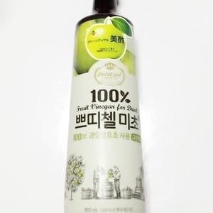 CJ プチジェル美酢(ミチョ) グリーンアップル味