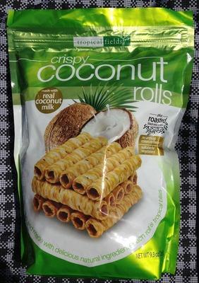 トロピカルフィールズ クリスピーココナッツロール