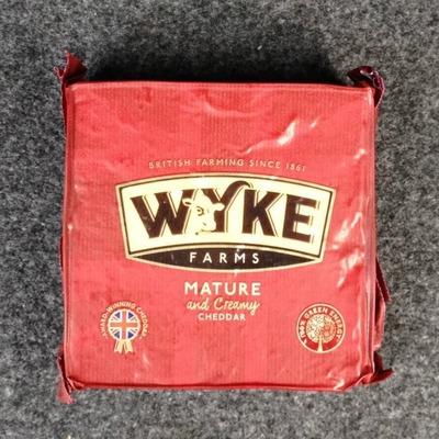 WYKE FARMS ワイク レッドチェダーチーズ