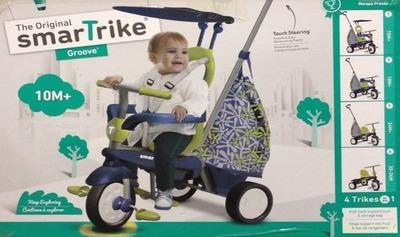 スマートトライク グルーヴ 三輪車 Smart Trike Groove