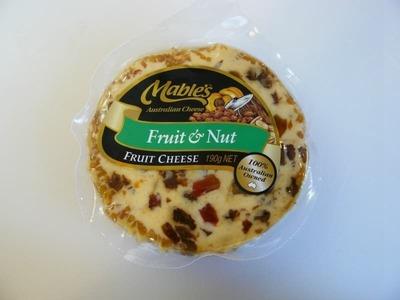 (名無し)さん[5]が投稿したMable's クリームチーズ (フルーツチーズ) アソートメントの写真