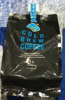 (名無し)さん[1]が投稿したATHENA コールドブリューコーヒーの写真