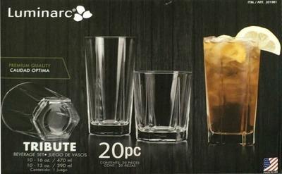 LUMINARC(ルミナルク)  グラスセット
