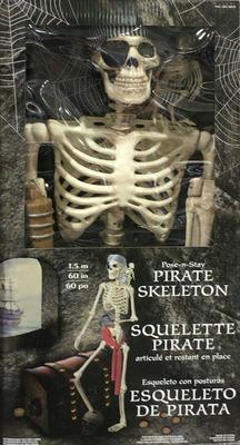 海賊スケルトン