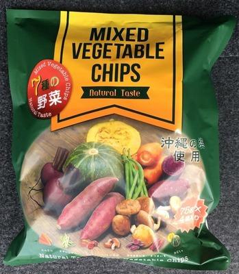 沖縄特産販売 ミックス ベジタブル チップス 7種の野菜