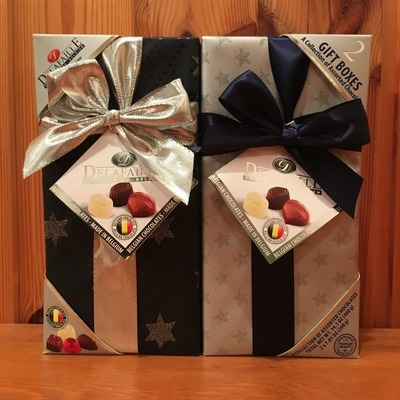 DELAFAILLE ギフトボックス チョコレート