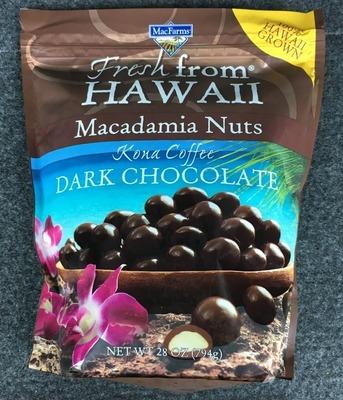 MacFarms マカダミアナッツ コナコーヒー ダークチョコレート