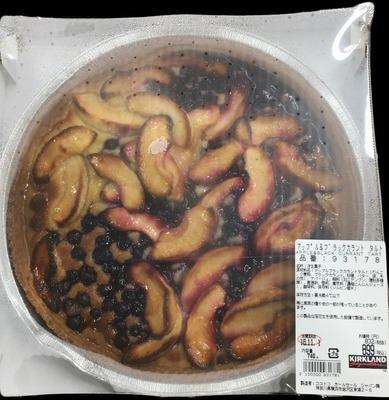 (名無し)さん[2]が投稿したカークランド アップル&ブラックカラント タルトの写真